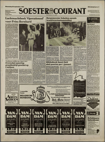 Soester Courant 1983-09-28