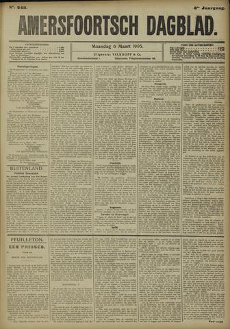 Amersfoortsch Dagblad 1905-03-06