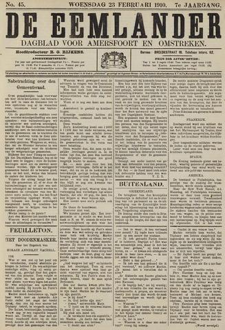 De Eemlander 1910-02-23