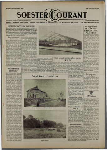 Soester Courant 1970-09-11