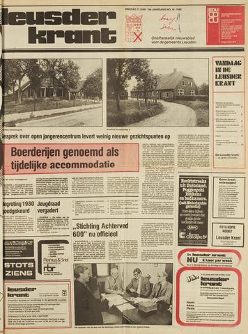 Leusder Krant 1980-06-17