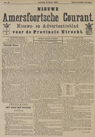 Nieuwe Amersfoortsche Courant 1906-03-31