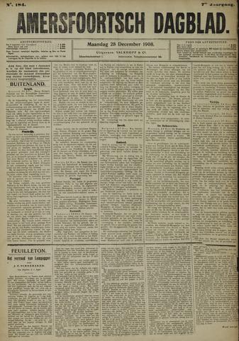 Amersfoortsch Dagblad 1908-12-28