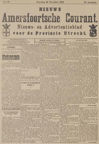 Nieuwe Amersfoortsche Courant 1912-11-30