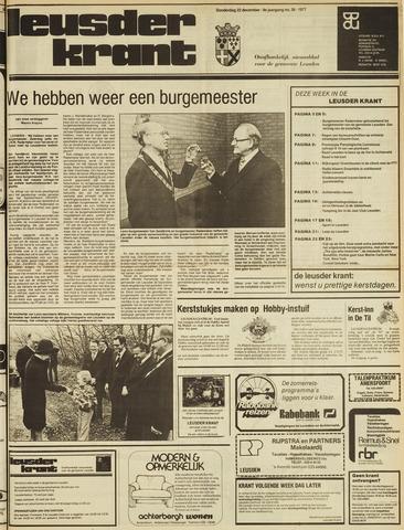 Leusder Krant 1977-12-22
