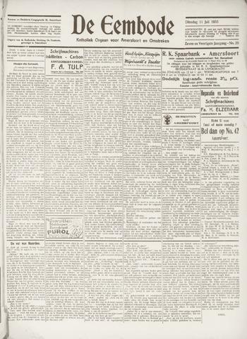 De Eembode 1933-07-11