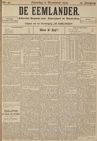 De Eemlander 1905-11-11