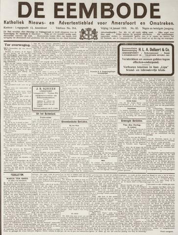 De Eembode 1916-01-14