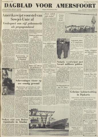Dagblad voor Amersfoort 1951-08-08
