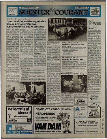 Soester Courant 1985-03-06