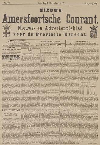 Nieuwe Amersfoortsche Courant 1912-12-07