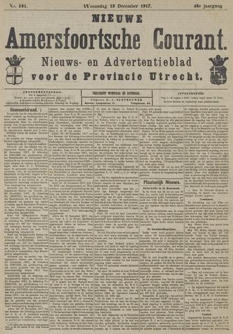 Nieuwe Amersfoortsche Courant 1917-12-19
