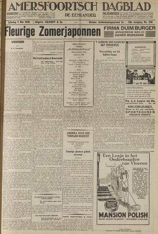 Amersfoortsch Dagblad / De Eemlander 1930-05-03