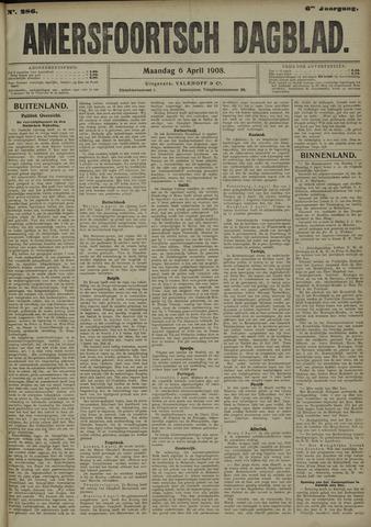 Amersfoortsch Dagblad 1908-04-06