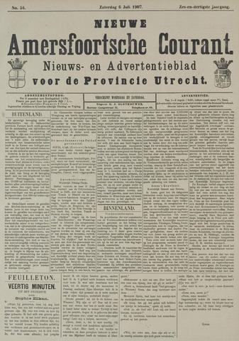 Nieuwe Amersfoortsche Courant 1907-07-06