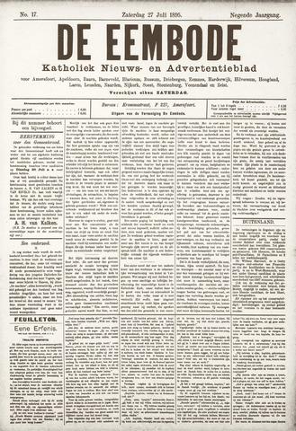 De Eembode 1895-07-27