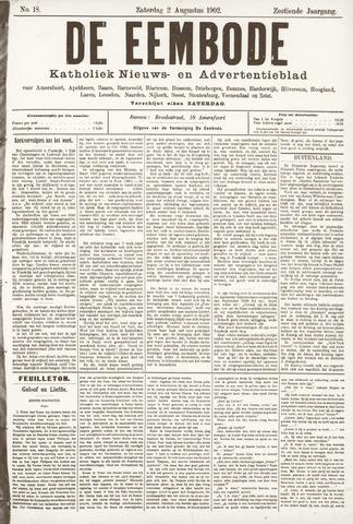 De Eembode 1902-08-02