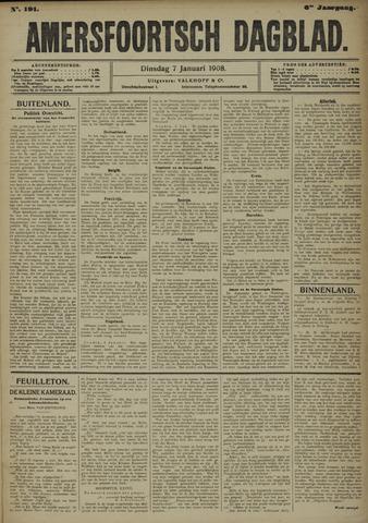 Amersfoortsch Dagblad 1908-01-07