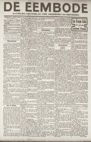 De Eembode 1920-09-14
