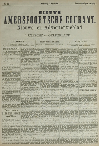 Nieuwe Amersfoortsche Courant 1892-04-13