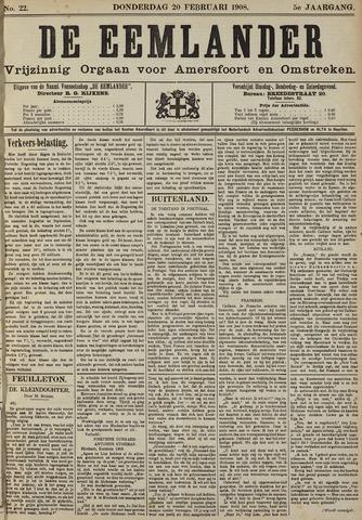 De Eemlander 1908-02-20