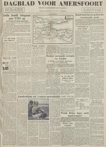 Dagblad voor Amersfoort 1947-07-30
