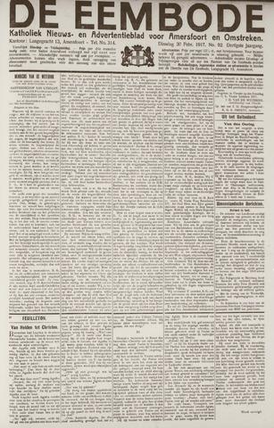 De Eembode 1917-02-20