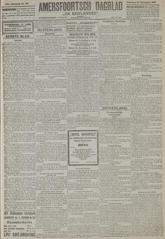 Amersfoortsch Dagblad / De Eemlander 1921-12-24