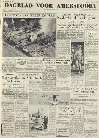 Dagblad voor Amersfoort 1951-08-03