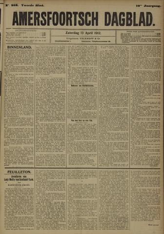 Amersfoortsch Dagblad 1912-04-13