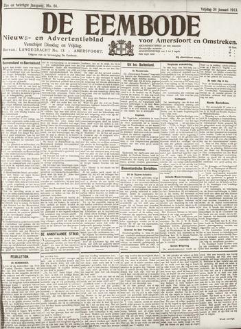 De Eembode 1913-01-31