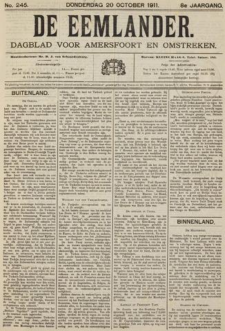De Eemlander 1911-10-20
