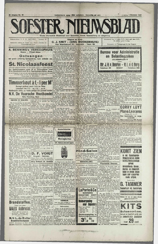 Soester Courant 1923-12-01