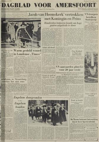 Dagblad voor Amersfoort 1950-11-21