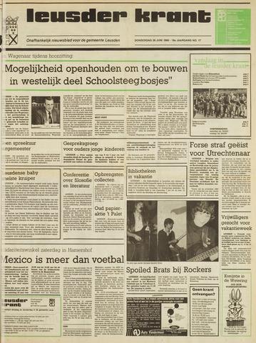 Leusder Krant 1986-06-26