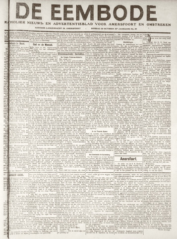 De Eembode 1918-10-22