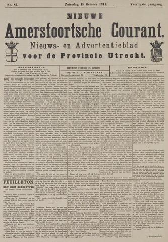 Nieuwe Amersfoortsche Courant 1911-10-18