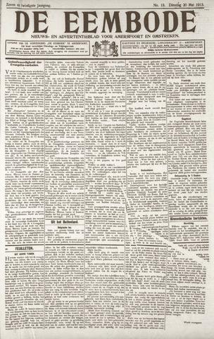 De Eembode 1913-05-20