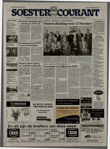 Soester Courant 2002-05-01