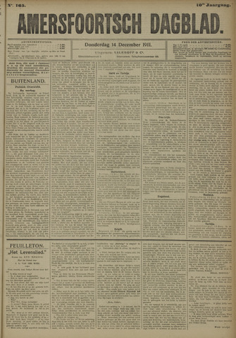 Amersfoortsch Dagblad 1911-12-14