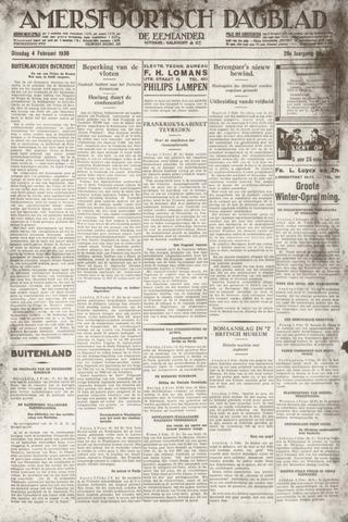 Amersfoortsch Dagblad / De Eemlander 1930-02-04