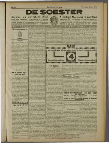 De Soester 1931-06-03