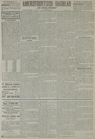 Amersfoortsch Dagblad / De Eemlander 1921-08-24