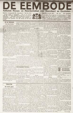 De Eembode 1917-07-24