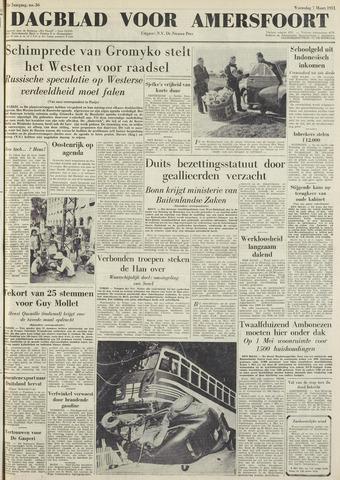 Dagblad voor Amersfoort 1951-03-07