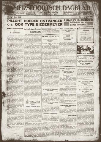 Amersfoortsch Dagblad / De Eemlander 1930-03-01