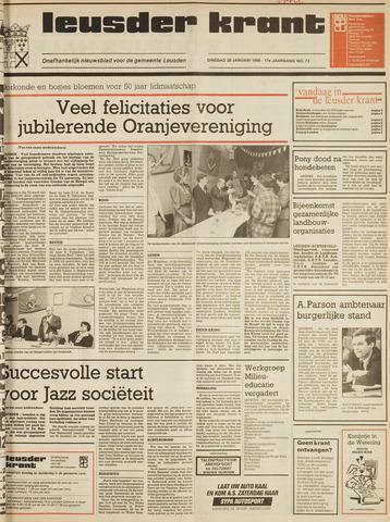 Leusder Krant 1986-01-28
