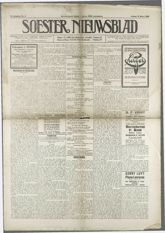 Soester Courant 1925-03-13