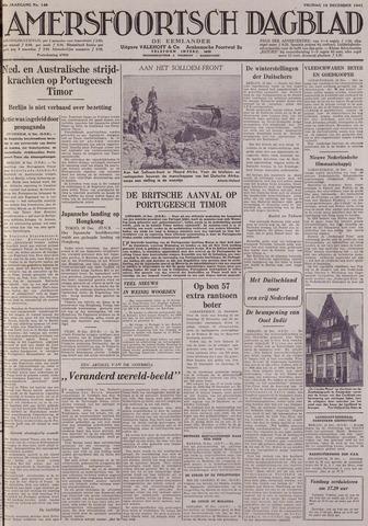 Amersfoortsch Dagblad / De Eemlander 1941-12-19