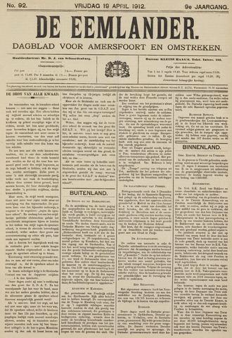 De Eemlander 1912-04-19